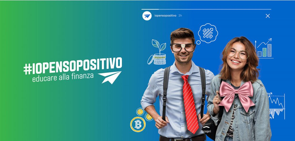 copertina video iopensopositivo